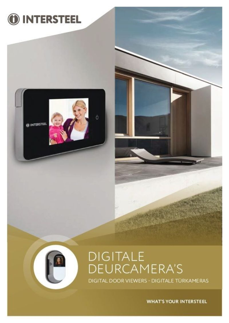Digital doorviewers